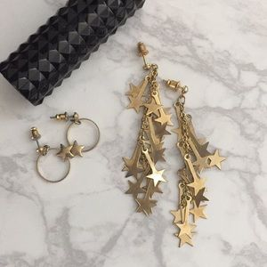 Jewelry - ✨⭐️ All Stars ✨ 3 pairs of Earring ⭐️✨